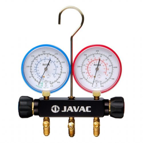 Javac 2 valve R410A/R32 Manifold Only
